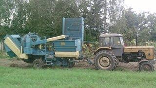 65# Życie zwyczajnego rolnika - Kopanie ziemniaków Anną Z-644
