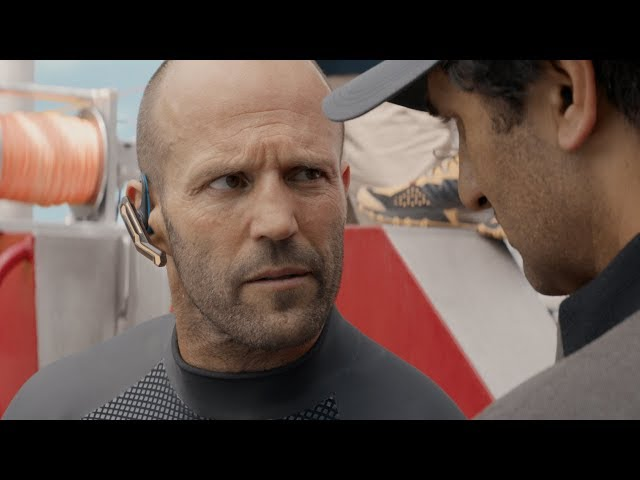 THE MEG - Official Trailer #1