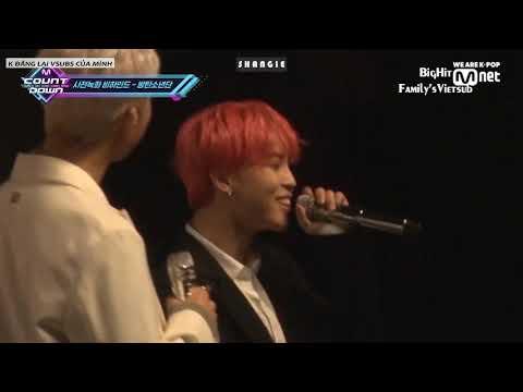 [VIETSUB] Hậu trường BTS ghi hình 'Boy With Luv' tại @M COUNTDOWN