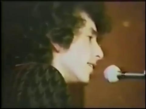 Bob Dylan - Ballad Of A Thin Man Live 1966