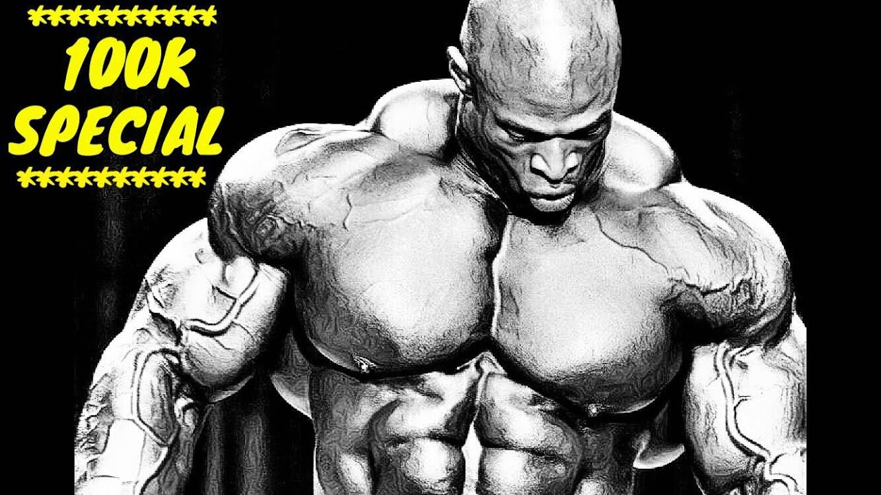 Bodybuilder hardcore