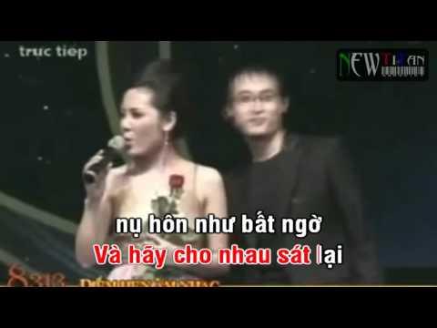 Karaoke Cơn mưa tình yêu