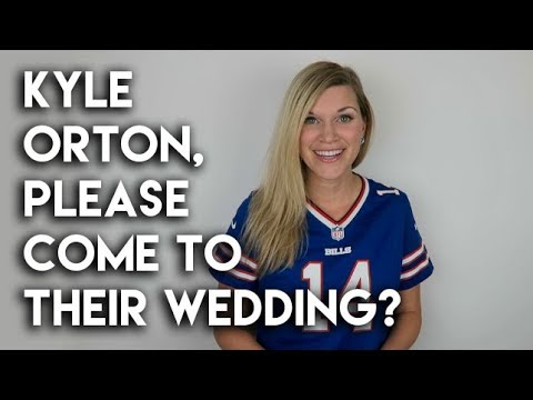 Kyle Orton...please come to this Bills couple