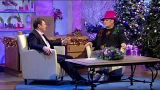 Boy George on The Alan Titchmarsh Show (08 Dec 2009)