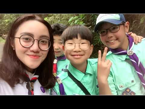 Exchange Cultural Programme - Malaysia & South Korea Scouts