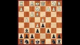 Шахматы - Как играть дебют - Каро-Канн. Закрытая система. 4. g4