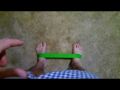 Foot Supination Strength Exercise