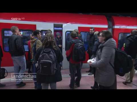 Job bei der Stuttgarter S-Bahn:  Einstiegsmanager