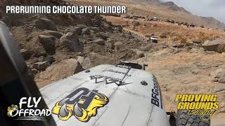 PreRun Chocolate Thunder King of Hammers