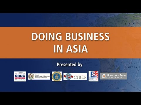 Opportunities, Challenges, and Business Environment in Asia