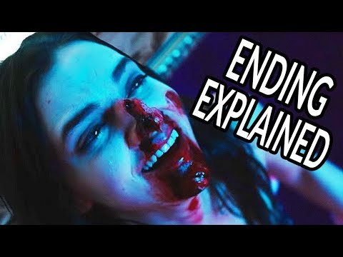 CAM (2018) Ending Explained and Algorithm Theory!