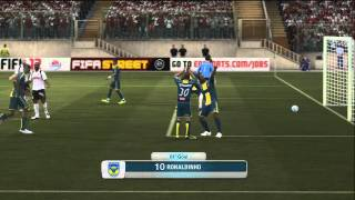 FIFA 12 Ultimate Team Goals & Commentary