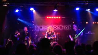 Necronomicon - Live in Moscow 2013