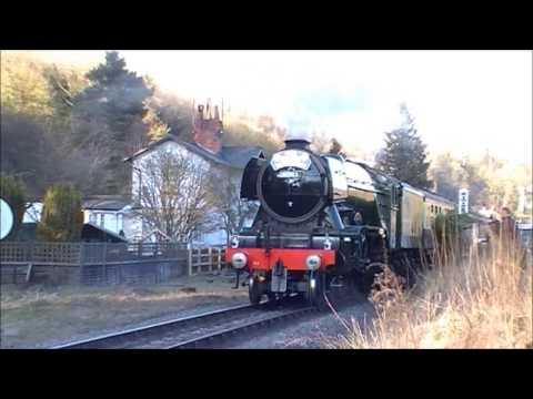 Charles Williams: Rhythm on Rails - The Flying Scotsman.