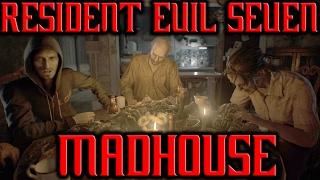 MADHOUSE IS SO HARD - Resident Evil 7 Walkthrough Part 1