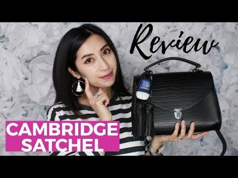 Cambridge Satchel Review & First Impression | Poppy Bag  | Alexa Style Book