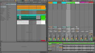 Learn how to use the the Session and Arrangement Views in Ableton L...