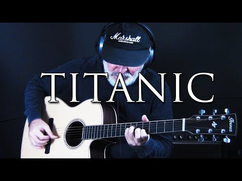 My Heart Will Go On | Titanic Theme | Céline Dion |  Fingerstyle Guitar Cover