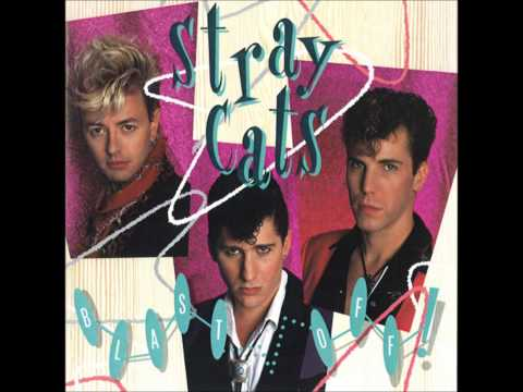 The Stray Cats-Rockin' All Over The Place