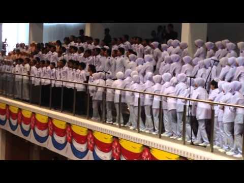 CINTA AKU SAMPAI KE ETHOPHIA - KSKB Sultan Azlan Shah Ulu Kinta 2013 Konvo