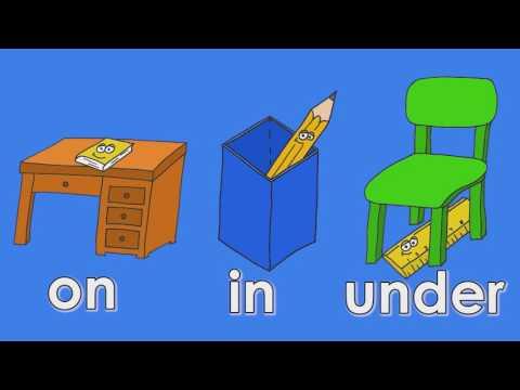 E-Learning English Untuk Anak SD Kelas 3 & 4