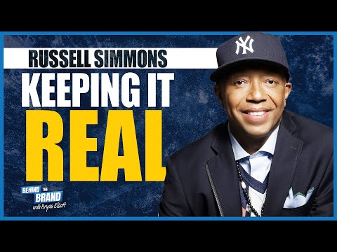 Russell Simmons - HOW TO BUILD A BRAND AND MEDIA EMPIRE