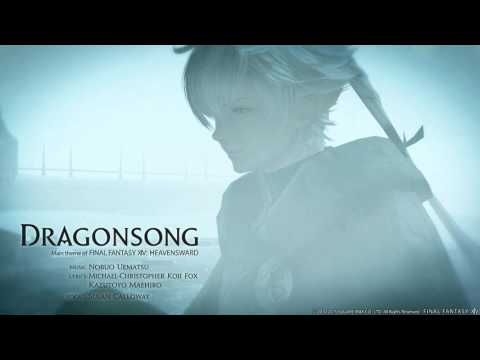 FFXIV Heavensward - Dragonsong (Male)