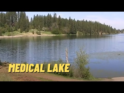 Medical Lake in Spokane