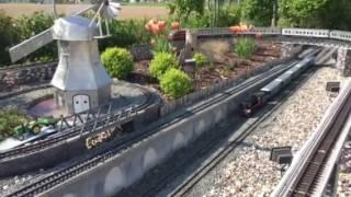 Gartenbahn Kühlungsborn 2016