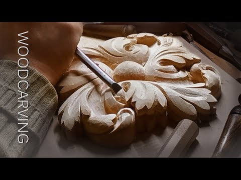 Woodcarving . Baroque