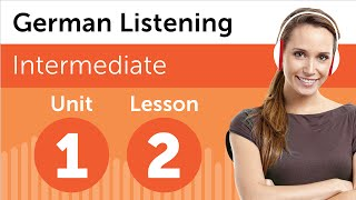 German Listening Practice - Reserving a Room in German