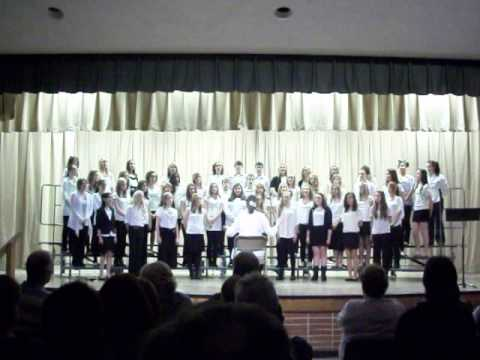 Smithsburg Middle School 8th Grade Chorus.