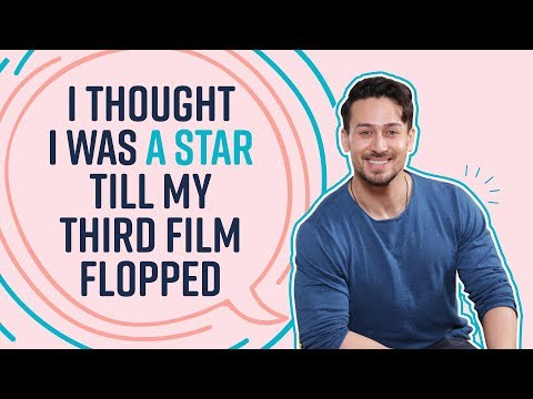 Tiger Shroff gets candid about handling failure, insecurities & Hrithik Roshan |WAR |Siddharth Anand