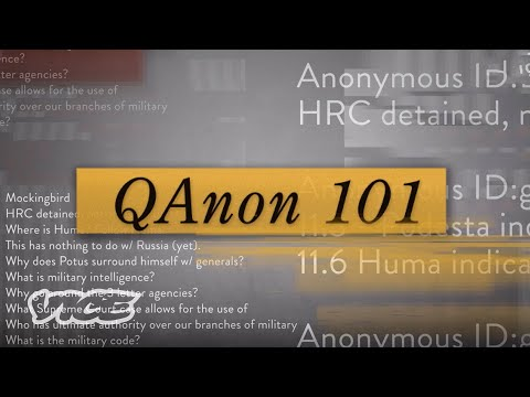 QAnon 101: The Search for Q