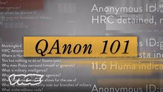 QAnon 101: The Search for Q
