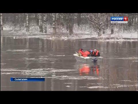 В Костромской области ожидают вторую волну паводка