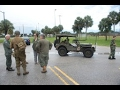 Video: Harley Dingman D-Day Military & Vintage Vehicle Road Rally