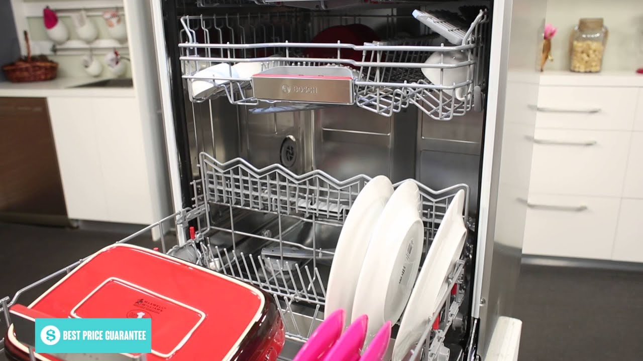 Bosch SMS88TI03A Serie 8 Dishwasher appliance overview by product expert - Appliances Online