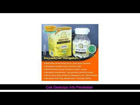 Fakta Obat Asam Urat Super Ath Thibbun Nabawi Herbal Asli