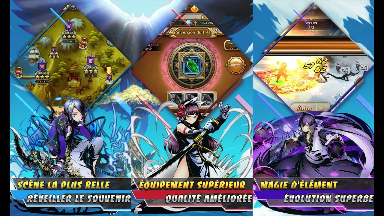 Fairy Fight (FR) [ Android APK ] Gameplay