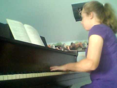 El Shaddai on piano