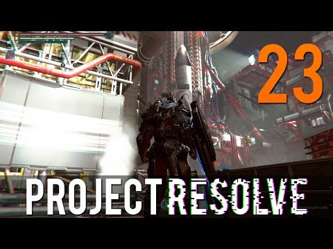 [23] Project Resolve (Let's Play The Surge PC w/ GaLm)