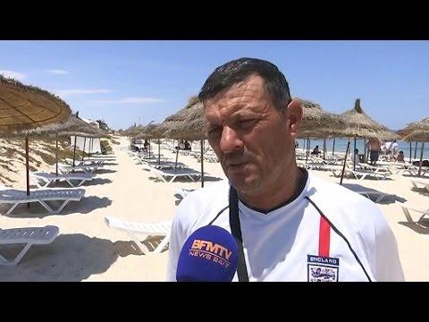 Attentat à Sousse: comment le personnel d'une base nautique a sauvé des touristes