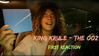 CAR TALK!: King Krule - The Ooz (FIRST REACTION/REVIEW)