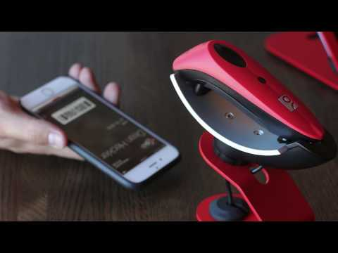 Setting Up the Socket Mobile Barcode Scanner for iPad and Vend | Vend U
