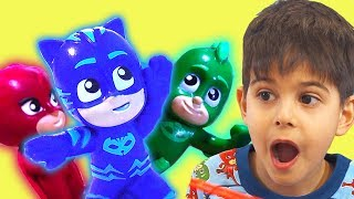 PJ Masks Creations Episode 💜 Toys Stealing Homework?! ⭐️ NEW SERIES ⭐️