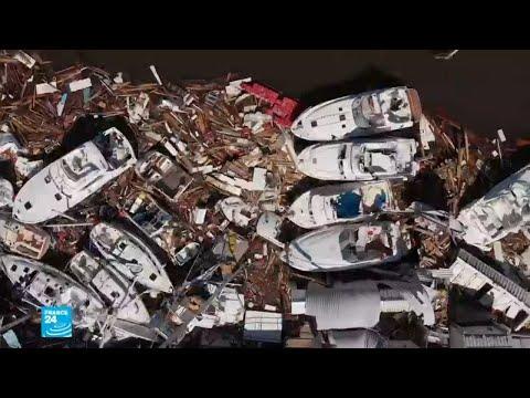 هذا ما تبقى من مدينة مكسيكو بيتش بعد مرور الإعصار المدمر مايكل!  - نشر قبل 2 ساعة