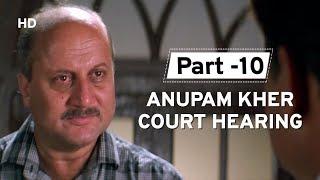 Anupam Kher Justify Himself [Part 10] Salaakhen | Sunny Deol | Raveena Tandon | Hindi Movie