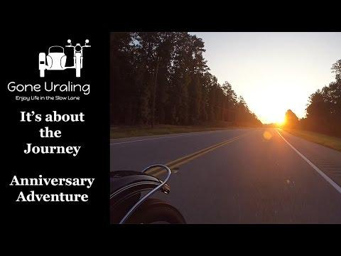 Urals in Middle Georgia - The Anniversary Adventure Begins - Episode 1