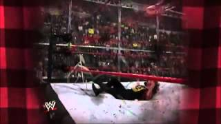 WWE Mick Foley theme song 2012 Wreck + titantron HD